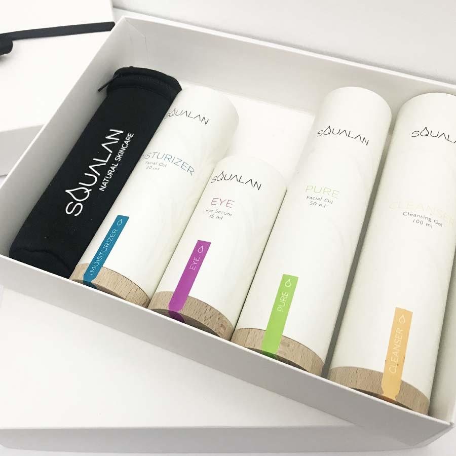 Squalan Range + Gift
